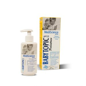 BABYTOPIC PEDIATRICS PH 5.5  LOCION X 250ML